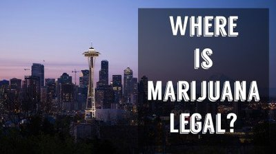 Where is Marijuana Legal