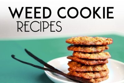weed cookie recipes
