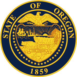 Oregon state seal - oregon marijuana legislation