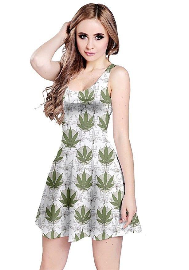 Cannabis Dress