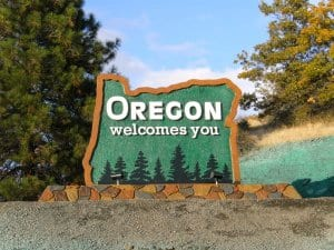 Oregon Welcomes You