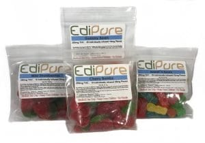 Edipure Edible Marijuana Candies