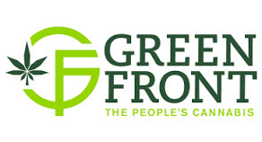 Green Front Dispensary Logo