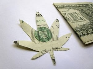 Marijuana Money Cost of Weed