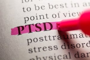 PTSD Highlight Medical Text