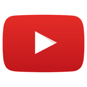 YouTube Logo Simple Play