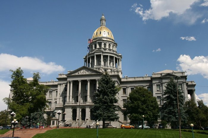 Laws at the Colorado State Capital