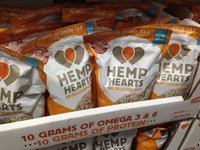 Hemp Protein Packages