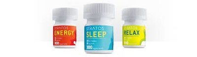 Stratos Products Sleep Energy Relax