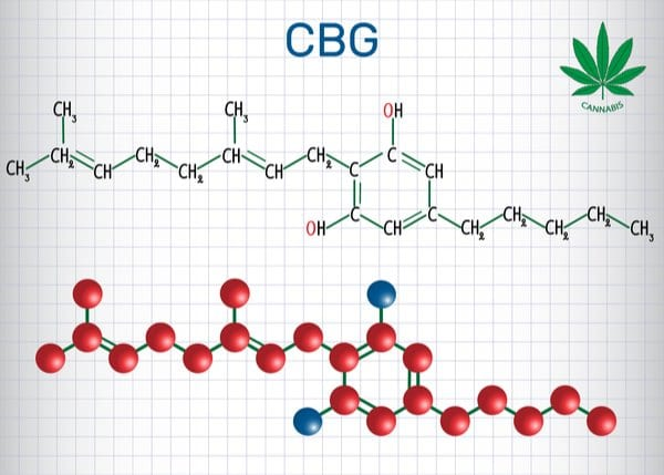 cbg cannabinoid chemical makeup