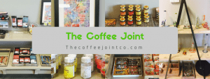 the coffee joint banner