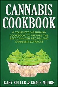 Cannabis Cookbook Cover
