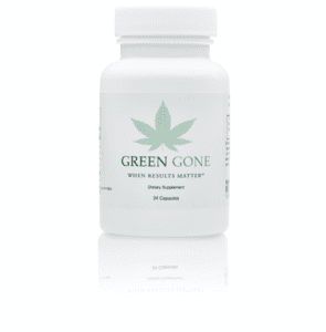 Use Green Gone supplements for a marijuana detox