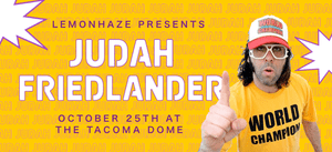 Judah Friedlander Lemonhaze