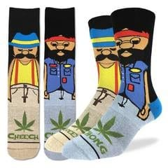 cheech and chong socks