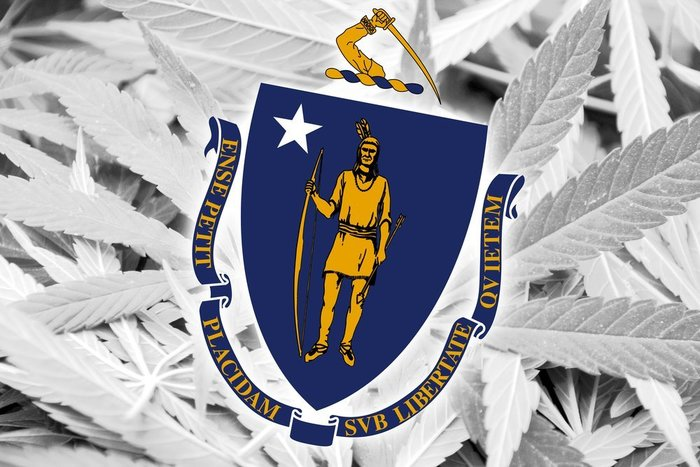 massachusettes marijuana