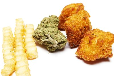Cannabis, French Fries, and Tots