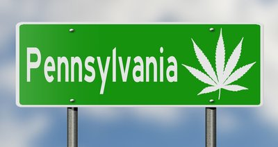 pennsylvania weed sign
