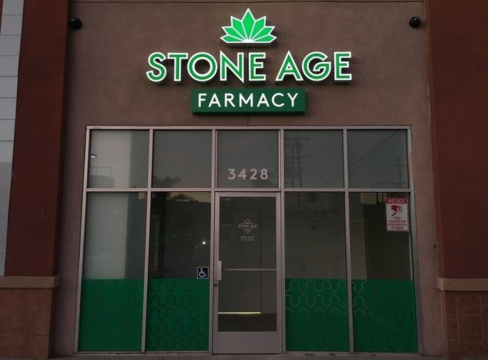 stone age farmacy flagship store