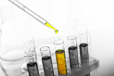 Urinalysis Test Tubes