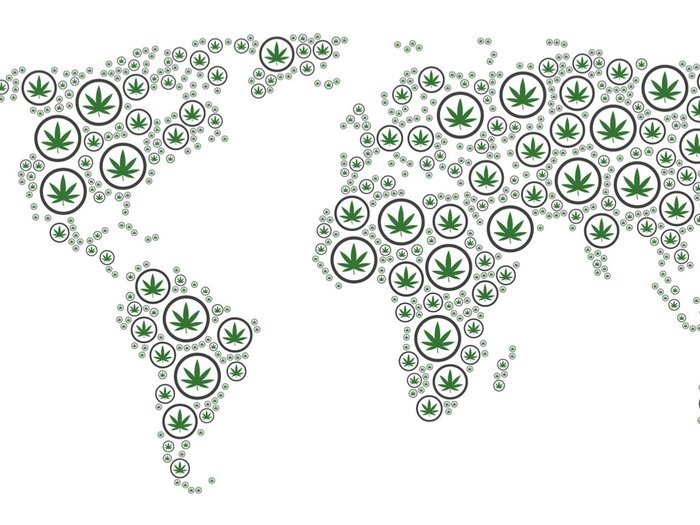 International marijuana: What country will legalize next?