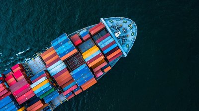 is it legal to export weed in shipping containers on a boat?