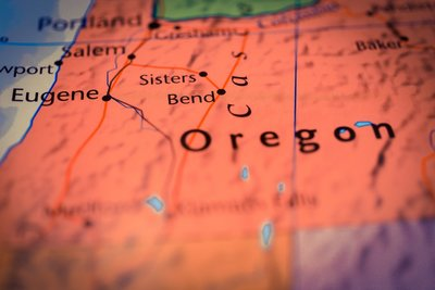 how to open a weed dispensary in Oregon map