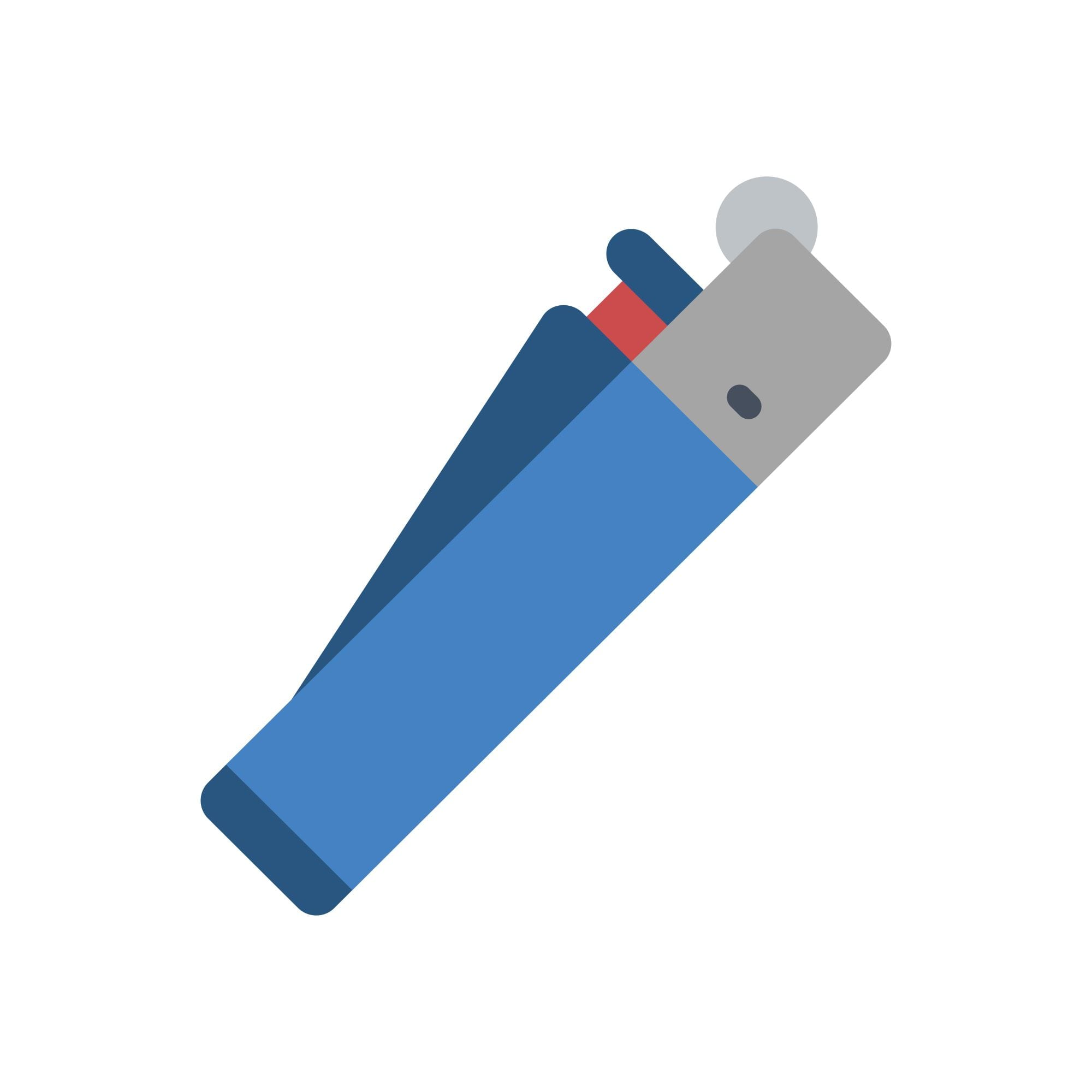 drawing of clipper lighter
