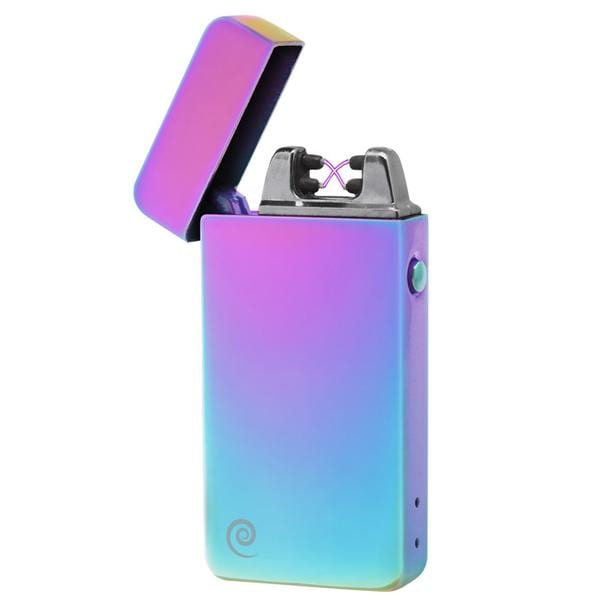 multicolor plazmatic lighter, one of the best lighters for weed