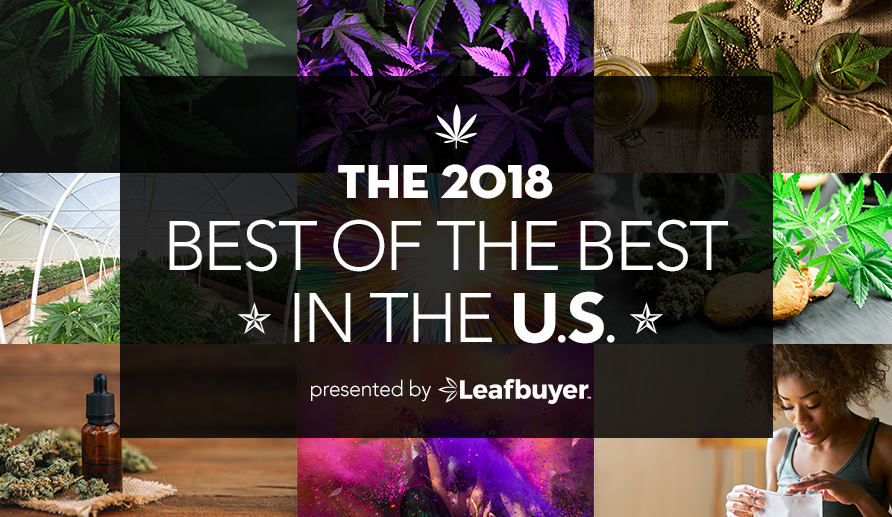 2018 Best of the Best in the US