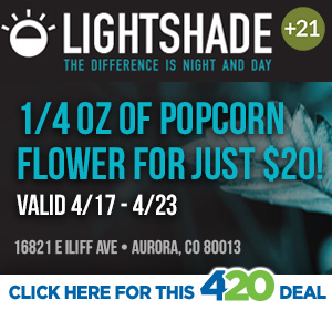 Lightshade 6th 4/20 Hot Deal