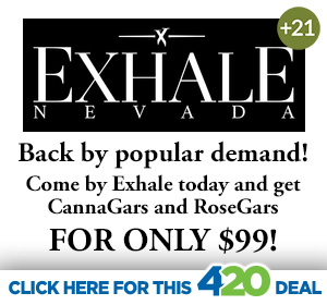 Exhale 4/20 Hot Deal