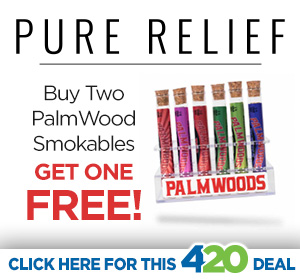 Pure Relief 4/20 Hot Deal