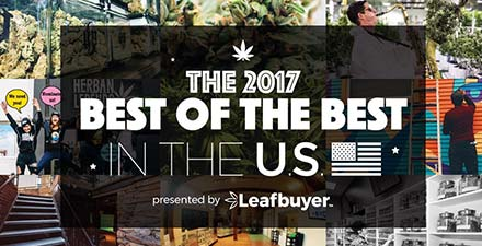 Best Dispensaries of 2017
