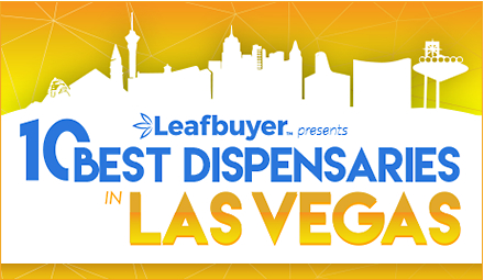 Top Ten Dispensaries in Las Vegas