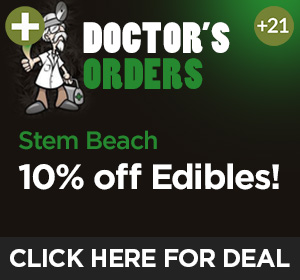 Doctor's Orders - Stembach Top Deal
