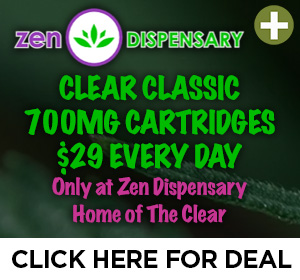Zen Dispensary Top Deal