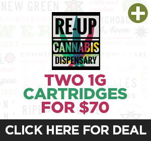 Re Up Dispensary Top Deal