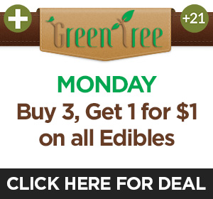 Green Tree Boulder - Monday Deal Top Deal