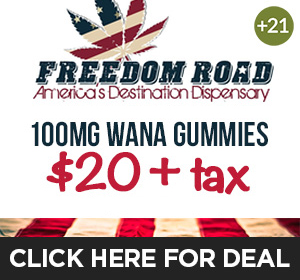 Freedom Road  Top Deal