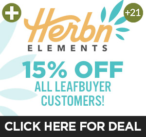 Herbn Elements - 15% off LB Customers  Top Deal