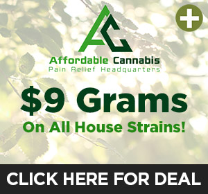 Affordable Cannabis Grams  Top Deal