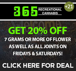 365 Recreational - Friday & Saturday Deal Top Deal