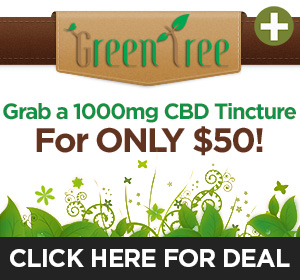 Green tree Berthoud - 1000mg Tincture $50 Top Deal
