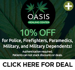 Oasis Healing Center Hero Discount  Top Deal