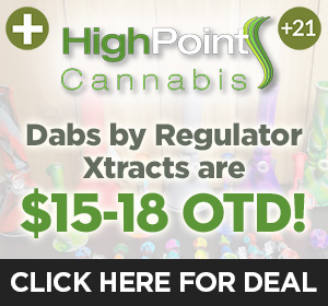 High Point Cannabis - $15-18 dabs Top Deal