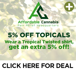 Affordable Cannabis  Top Deal