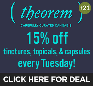 Theorem - Tuesday Top Deal