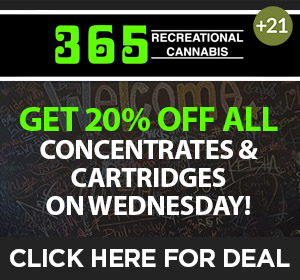 365 Recreational - Wednesday Deal Top Deal