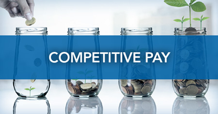 Competative Pay image